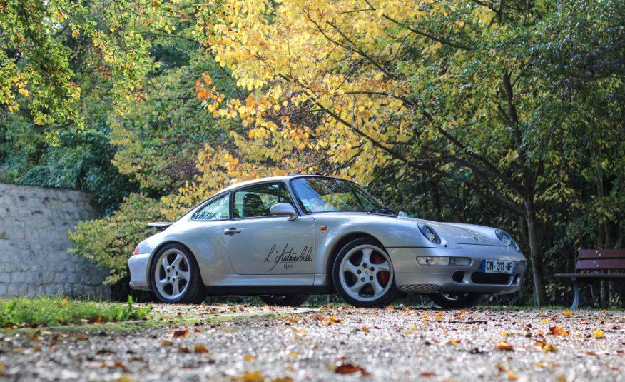 Porsche 911 993 Carrera 4S