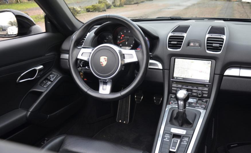 Porsche Boxster 981