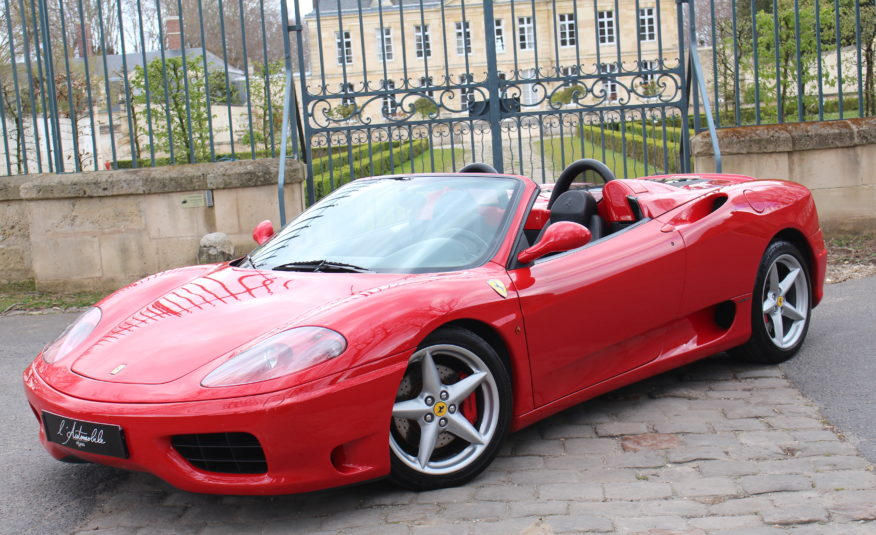 Ferrari 360 Spider Modena