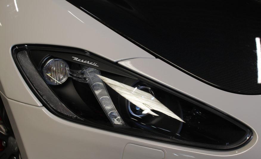 Maserati Granturismo MC Stradale – Centennial Edition !