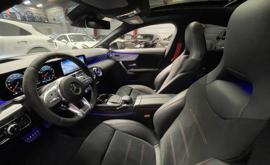 Mercedes Benz CLA 35 AMG 4MATIC 306ch 7G-DCT