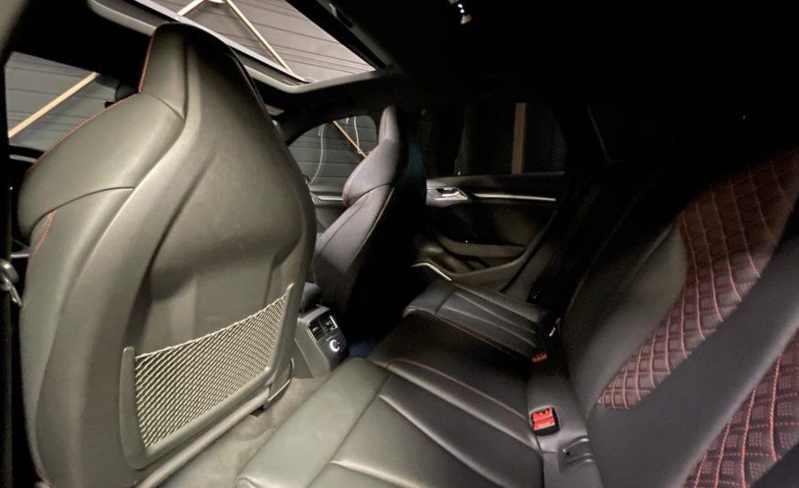 AUDI RS3 SPORTBACK 2.5 TFSI 400 QUATTRO S TRONIC