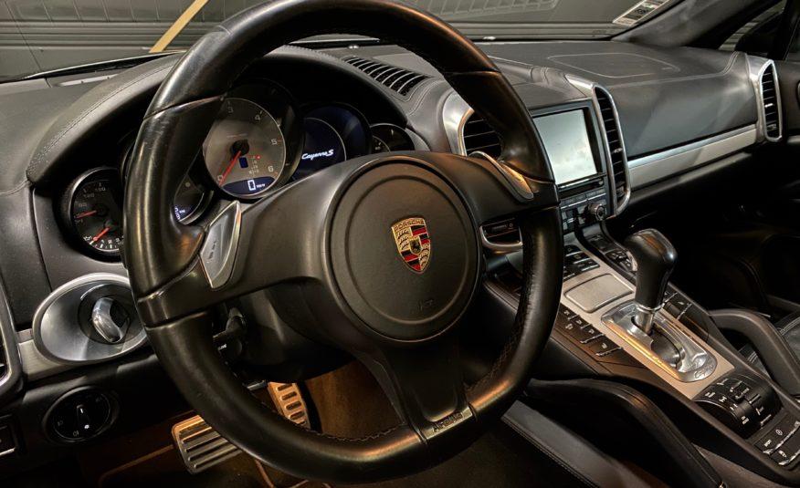 Porsche Cayenne S 4.2 V8 382cv